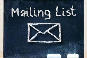 מדוע כדאי להשתמש באתר ברשימת דיוור?